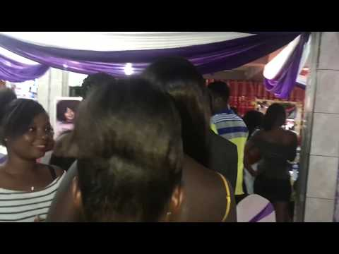 All Ghana Movie Stars  At Maame Yaa Konadu Jackson