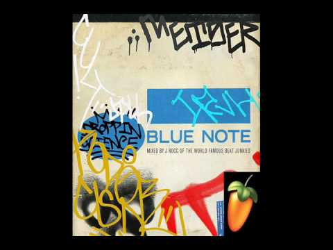 A Tribe Called Quest  Can I Kick It Instrumental w Samples Blue Note Lonnie Smith Spinning Wheel