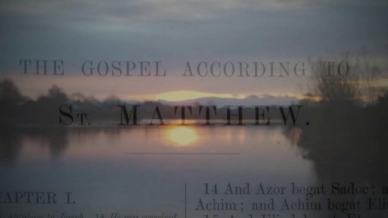 Matthew's Gospel Chapter 4: A King James Verse-by-Verse Bible Study