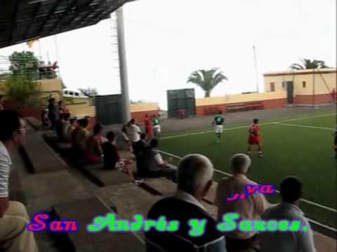 Union Deportiva San Andrés y Sauces.avi
