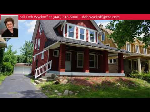 3283 Yorkshire Rd., Cleveland Heights, OH 44118 - MLS #3920113