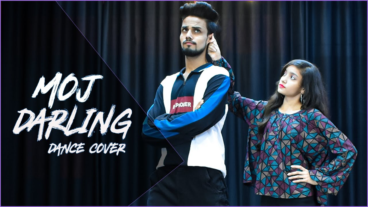 Moj Darling - Diler Kharkiya | Dance Video | Bollywood Dance Choreography