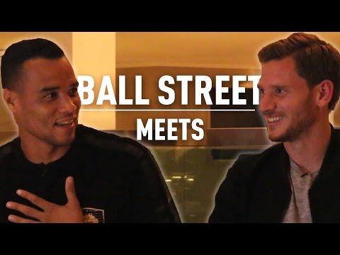 BALL STREET MEETS | VERTONGHEN AND VORM