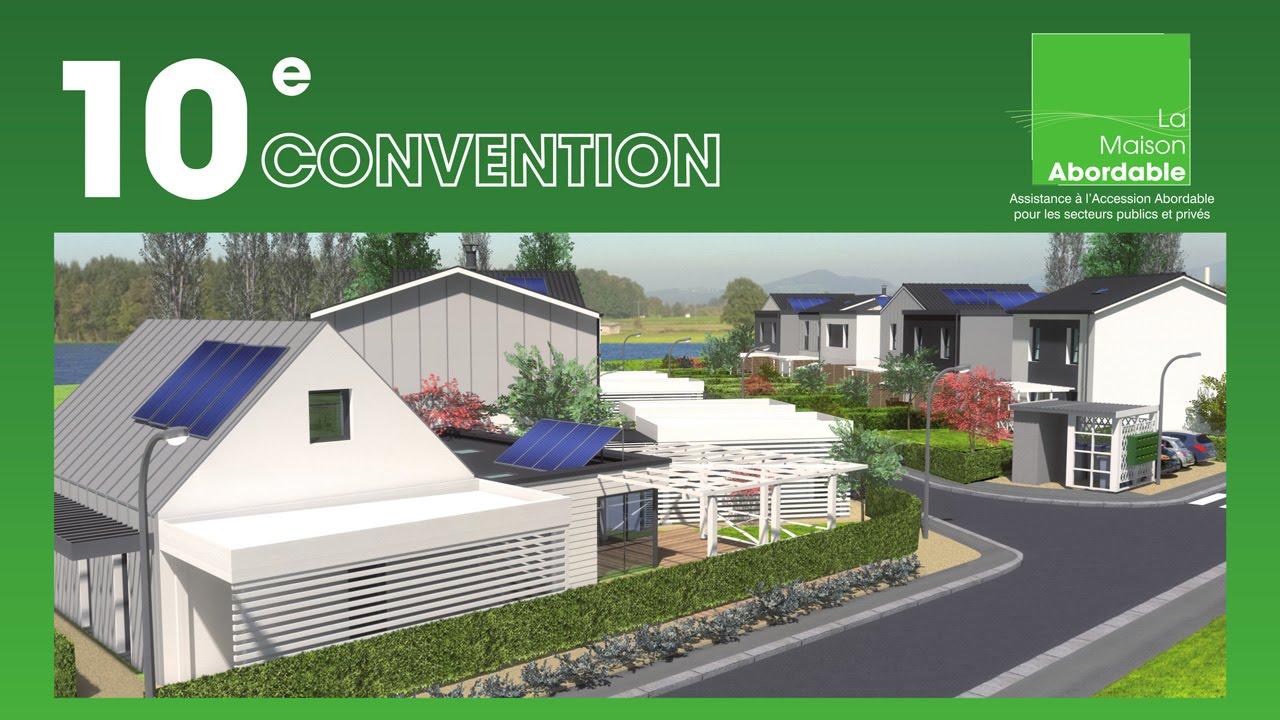 10 me convention la maison abordable accession la propri t youtube. Black Bedroom Furniture Sets. Home Design Ideas