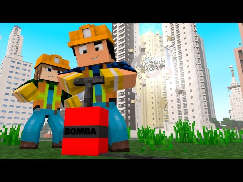 Minecraft: OS MELHORES NA DESTRUIÇÃO!