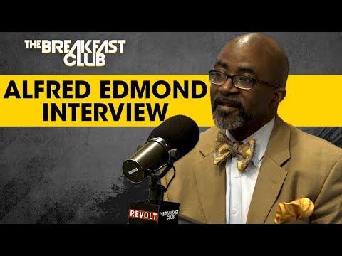 Alfred Edmond Jr. Talks The Black Enterprise Entrepreneur Summit, Workshops + More