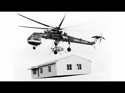 5 Biggest Helicopters in the World