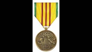 Vietnam Service Medal - VSM