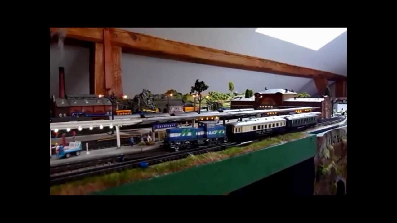 HO Model Train Layout Ideas At Model Trains Advice Dot Com