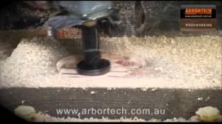 Arbortech Mini Turbo Kit Presented by Woodcraft