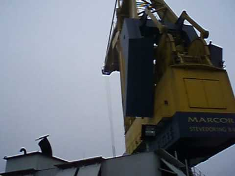 Figee 40 tons floating crane