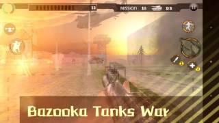 Bazooka Tanks War