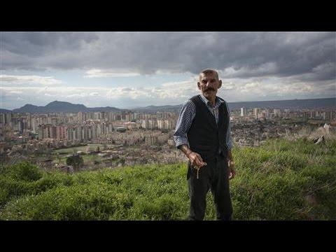 The Armenian Who Stayed Behind, in Homage to Ancestors
