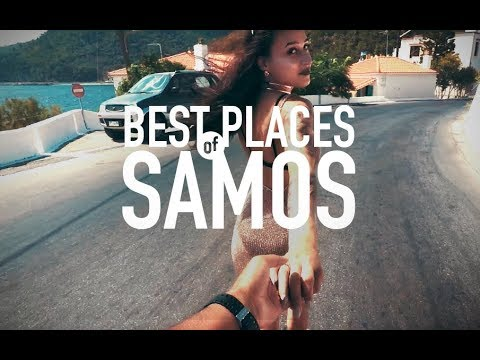 Exploring The Best Places Of Samos 2017