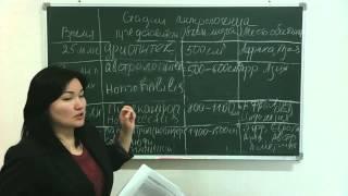 Биология - 2 занятие - подготовка к ЕНТ - 11 класс