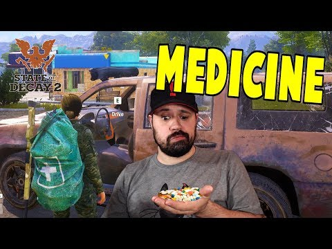Medicine, New Outpost And Moral | State Of Decay 2 Gameplay | E5