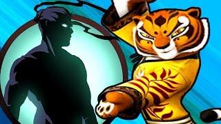 ТИГРОВАЯ АТАКА #9 прохождение игры Shadow Fight 2 БЕЗ ДОНАТА бой с тенью 2 от Funny Games TV