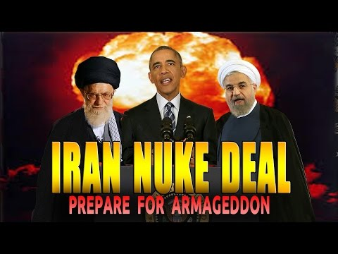 Iran Nuke Deal - Countdown to the Next Holocaust