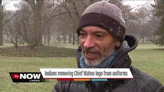 Indians removing Chief Wahoo logo from uniforms