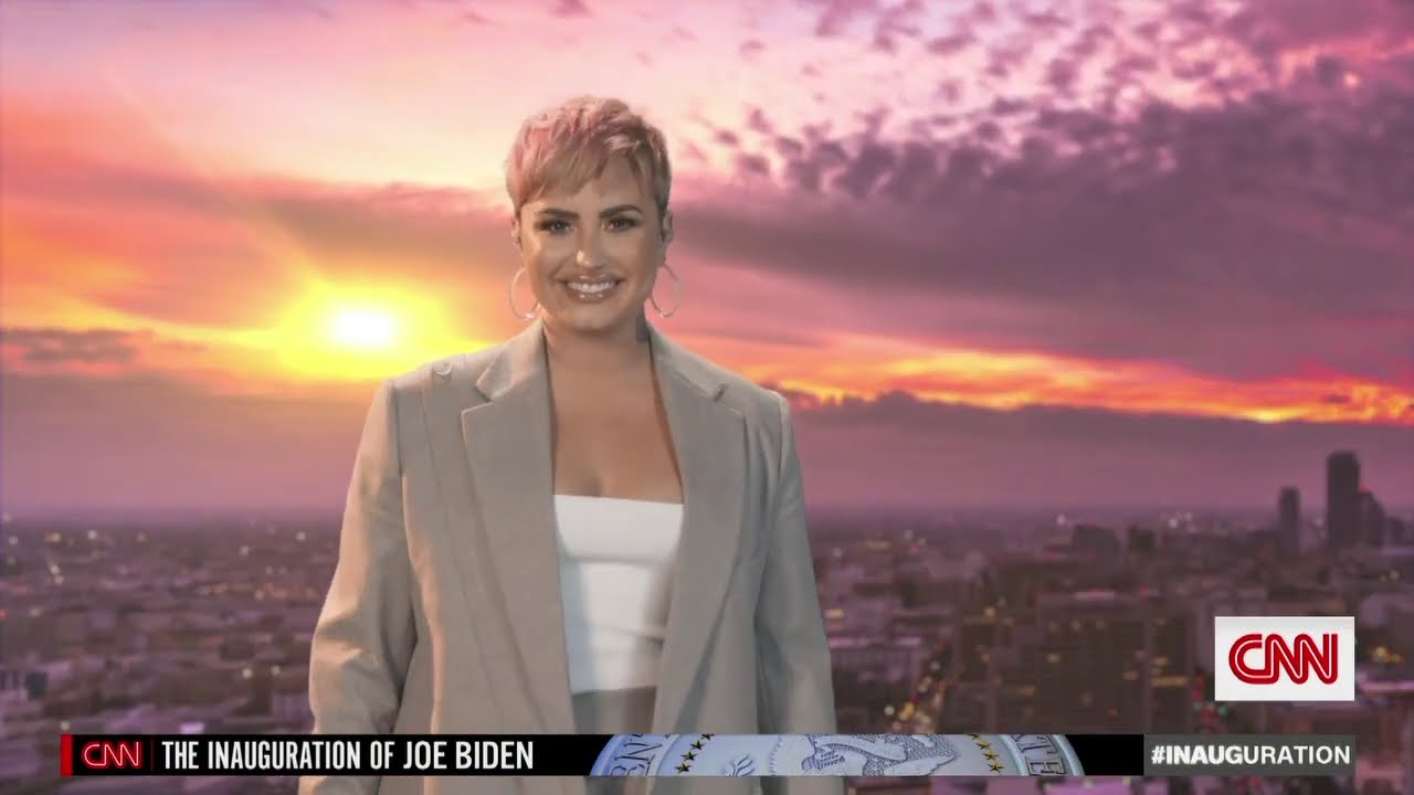 Demi Lovato's Performance at the Inaugural Celebration Got a ...