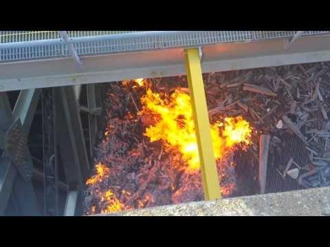 Shasta dam on fire!!!!