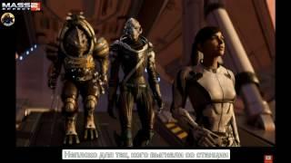 Mass Effect: Andromeda. Разбор геймплейного трейлера от 2 декабря. Часть 1/2