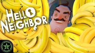Chuck Your Bananas! - Hello Neighbor - Let