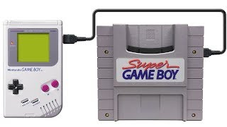 GAME MODS | Adding a Link Port to Your Super Game Boy! 😯