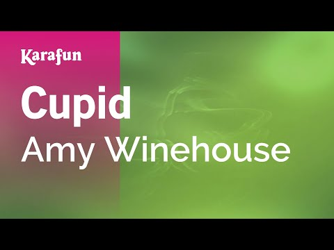Karaoke Cupid - Amy Winehouse *