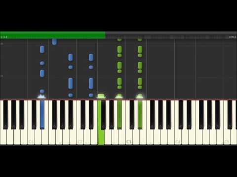 リローデッド(EGOIST)ピアノ, 虐殺器官テーマ, Genocidal Organ