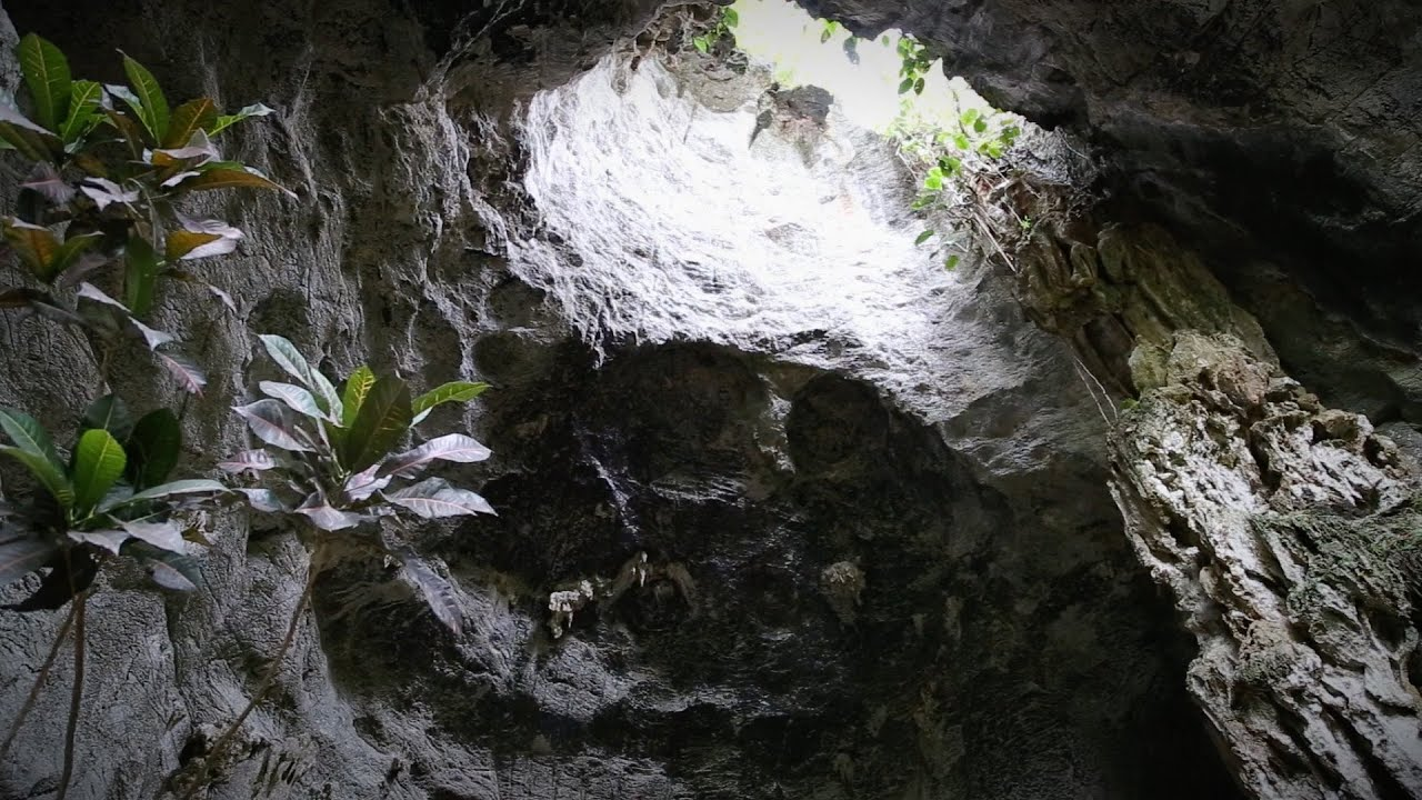 Invitation to Find God In the Cave