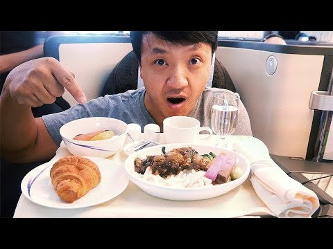 New York to SOUTH KOREA & MONGOLIA! China Airlines PREMIUM Economy & Business Class