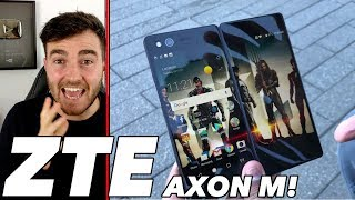ZTE AXON M REVIEW - Forget The Foldable Samsung 'X' ?