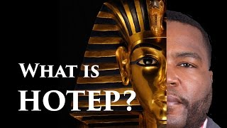 What Is Hotep? Meet The Black American Ankh-Right