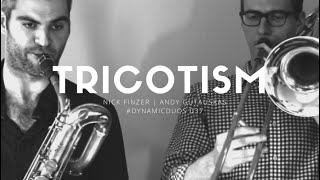Tricotism (Oscar Pettiford) ft. Andy Gutauskas   Dynamic Duos 037