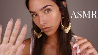 ASMR Reiki | Energy Pulling (+ Mouth sounds, Countdown, Hand movements, Breathing, Jewellery sounds)