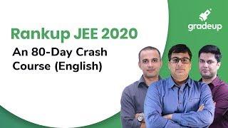 Rankup JEE 2020: An 80-Day Crash Course (English)