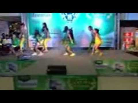 "Uranium & Little Uranium Dancer Performance ""Appeton Essential Teengrow Online Luckydraw"""
