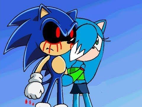 Sonic.exe (monster - Skillet)