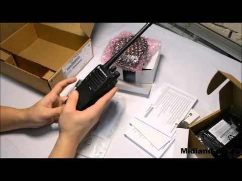 Обзор рации Motorola DP 1400