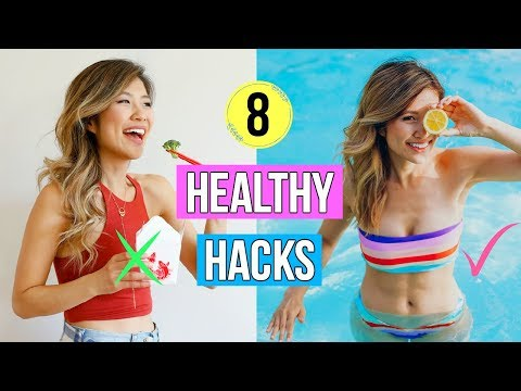 8 Life-Changing Healthy Hacks That Every Girl Must Know!