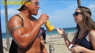 """Liberal Chick Asks Beach Goers If """"They Know Who This Ben Ghazi Guy Is!"""""""