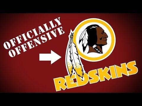 REDSKINS NFL Team Name Ruled OFFENSIVE