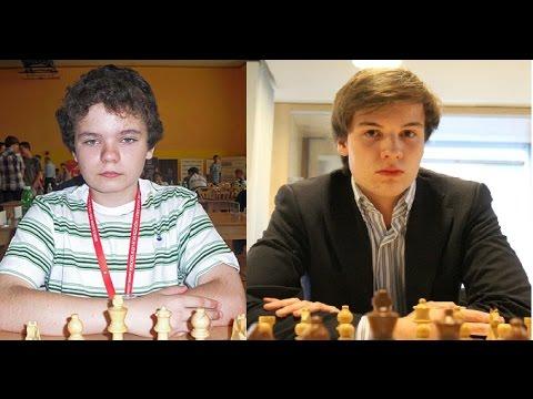 GM Illya Nyzhnyk vs GM Robin van Kampen BULLET MATCH