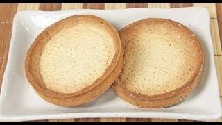แป้งพายหวาน Sweet Pie Dough