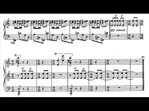Antheil - Piano Sonata No. 2 'The Airplane'