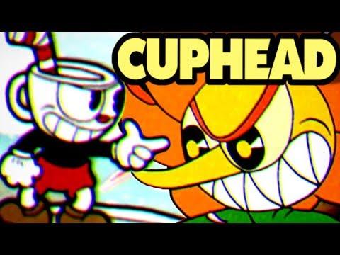 Finishing Cuphead's World 1