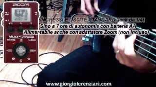 Giorgio Terenziani presents ZOOM - MS 60B