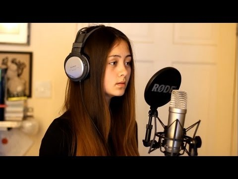 Titanium - David Guetta ft. Sia(Cover By Jasmine Thompson)