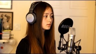 Repeat youtube video Titanium - David Guetta ft. Sia  (Cover By Jasmine Thompson)